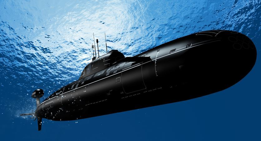 Dream of submarine