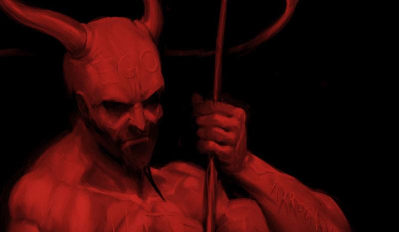 dream of the devil