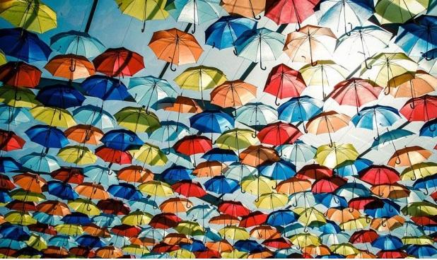 dreaming of umbrella